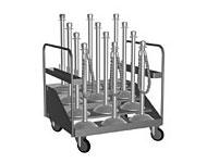 Tensabarrier 12 storage carth