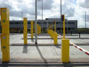 De slagboom type BL229 is bestemd voor toegangen tot parkeerterreinen en bedrijfsterreinen met een armlengte tot 6 m.